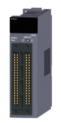 三菱電機 〓 DC入力ユニット(プラスコモンタイプ) 〓 QX42-S1