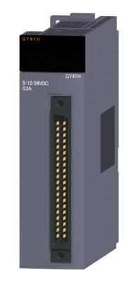 三菱電機 〓 トランジスタ高速出力ユニット(シンクタイプ) 〓 QY41H