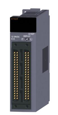 三菱電機 〓 トランジスタ出力ユニット(シンクタイプ) 〓 QY42P