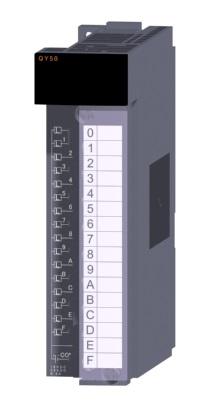 三菱電機 〓 トランジスタ出力ユニット(シンクタイプ) 〓 QY50