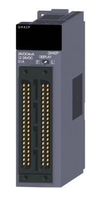 三菱電機 〓 DC入力トランジスタ出力複合ユニット 〓 QH42P