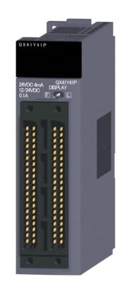 三菱電機 〓 DC入力トランジスタ出力複合ユニット 〓 QX41Y41P