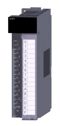 三菱電機 〓 割込みユニット  〓 QI60