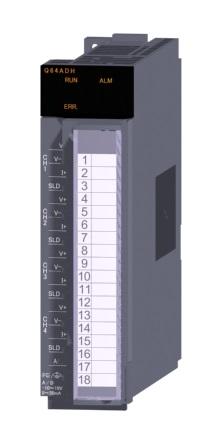 三菱電機 〓 高速アナログ-ディジタル変換ユニット  〓 Q64ADH