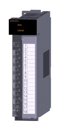三菱電機 納期未定 非常に納期がかかります。〓 アナログ-ディジタル変換ユニット 〓 Q68ADI