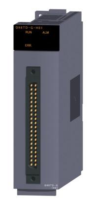三菱電機 〓 チャンネル間絶縁熱電対入力ユニット 〓 Q68TD-G-H01