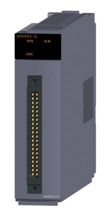 三菱電機 〓 チャンネル間絶縁測温抵抗体入力ユニット 〓 Q68RD3-G