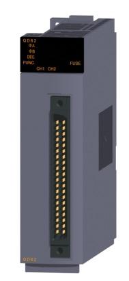 三菱電機 〓 高速カウンタユニット 〓 QD62