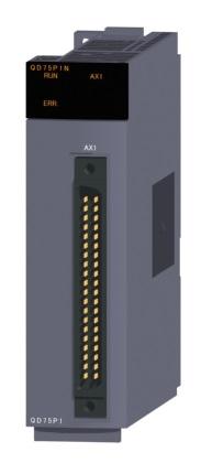 三菱電機 納期未定 非常に納期がかかります。〓 位置決めユニット(1軸オープンコレクタ出力タイプ) 〓 QD75P1N
