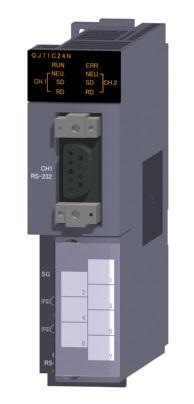 三菱電機 取寄品 非常に納期がかかります。〓 シリアルコミュニケーションユニット 〓 QJ71C24N
