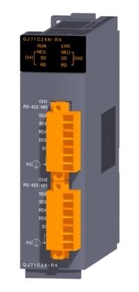 三菱電機 納期未定 非常に納期がかかります。〓 シリアルコミュニケーションユニット 〓 QJ71C24N-R4