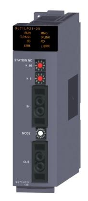 三菱電機 納期未定 非常に納期がかかります。〓 MELSECNET/Hネットワークユニット 〓 QJ71LP21-25
