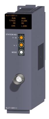 三菱電機 納期未定 非常に納期がかかります。〓 MELSECNET/Hネットワークユニット 〓 QJ71BR11