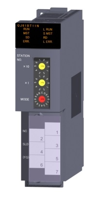 三菱電機 納期未定 非常に納期がかかります。〓 CC-Linkシステムマスタ・ローカルユニット 〓 QJ61BT11N