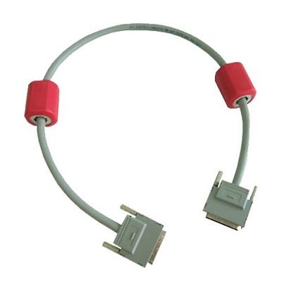 三菱電機 〓 QCPU(Qモード)用バス接続ケーブル 〓 GT15-QC50B 5m