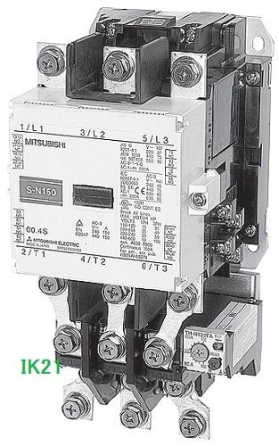 三菱電機 〓 交流操作形電磁開閉器  〓 MSO-N150 37Kw200V コイル電圧AC200V