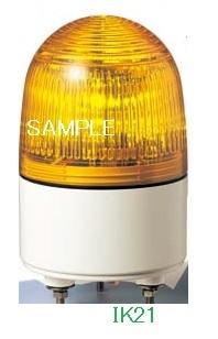 パトライト 〓 小型LED表示灯φ82 :黄 〓 使用電圧:AC100V 〓 PES-100A-Y