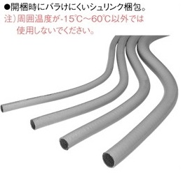panasonic(パナソニック) 〓 ハイフレックススルー(二種金属製可とう電線管) 呼び:50 販売単位:1巻(10m) 〓 DA1501SR