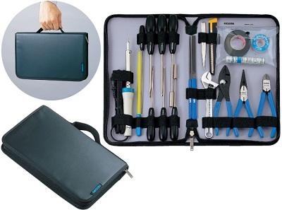 電気工事士技能試験対策品・半導体・工具・事務用品│ホーザン〓工具セット〓S-10