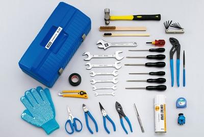 電気工事士技能試験対策品・半導体・工具・事務用品│ホーザン〓工具セット〓S-53