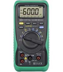 電気工事士技能試験対策品・半導体・工具・事務用品│共立電気〓キューマルチメータ〓1012