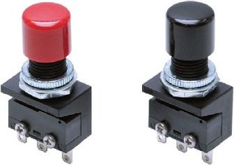 〓超小型押ボタンスイッチ〓超小形マイクロスイッチを内蔵した高性能 押ボタンスイッチ 電気工事士技能試験対策品 半導体 工具 赤色は納期未定です 国内在庫 オムロン 事務用品│OMRON 超小型押ボタンスイッチ品番:A2A-4 限定特価
