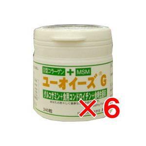 ユーオイーズG 240粒×6個 【smtb-MS】