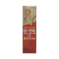 【第3類医薬品】ローヤルユニー エースK×48本(1ケース)