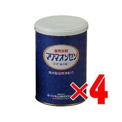 マグマオンセン 500g×4缶セット 【30包おまけ付き】 送料無料 【smtb-MS】