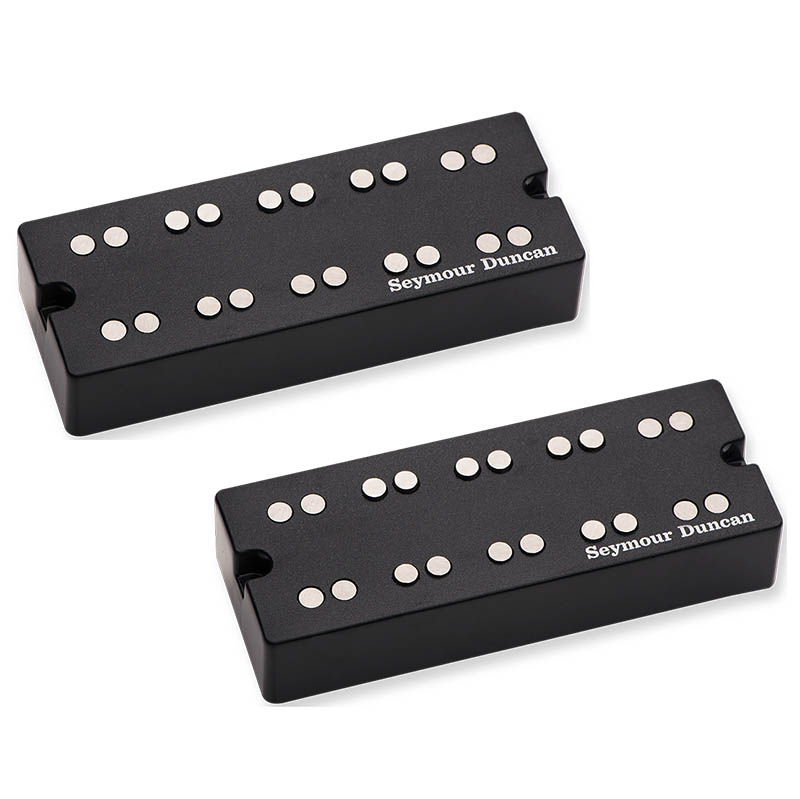 Seymour Duncan NYC Bass Soapbar [SSB-5NYC-s set] 【安心の正規輸入品】 【受注生産品】