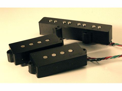 Sadowsky Guitars Bass 4PJ Pickup set