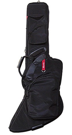 ProvidenceTOUR COMFORT CASES Series II TCX-1 BK (for Explorer Type) [エクスプローラー用ギグバッグ]