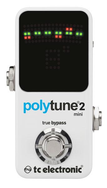 t.c.electronic POLYTUNE 2 MINI