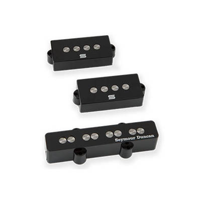 Seymour Duncan Pickups Bass Series REX BROWN PJ 3BAND EQ SET 【安心の正規輸入品】 【受注生産品】
