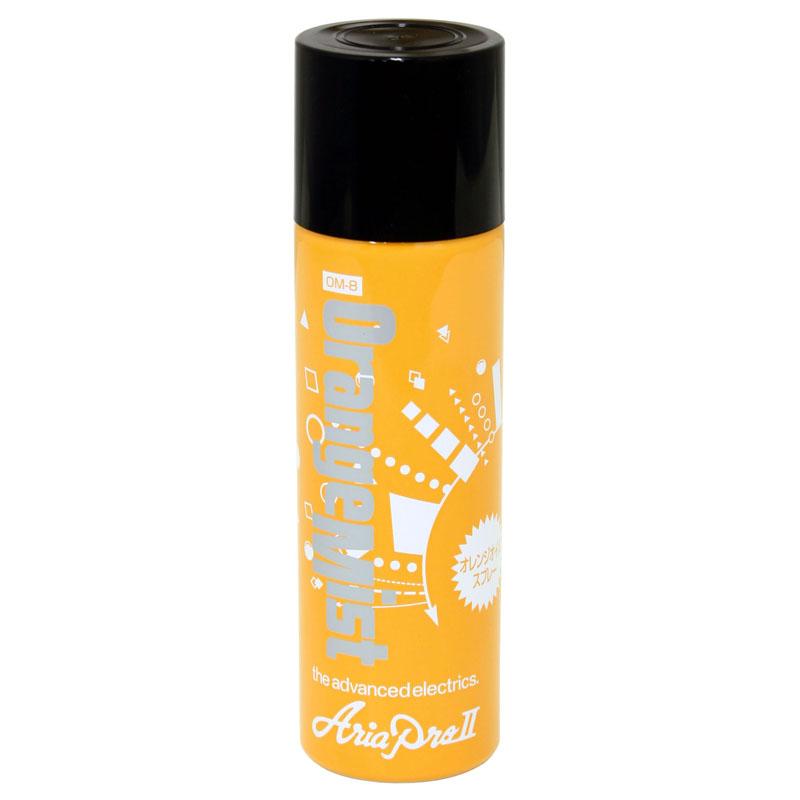 あす楽 送料無料/新品 新品 即納可能 Aria ProII OM-8 Mist 激安特価品 オレンジオイルスプレー Orange