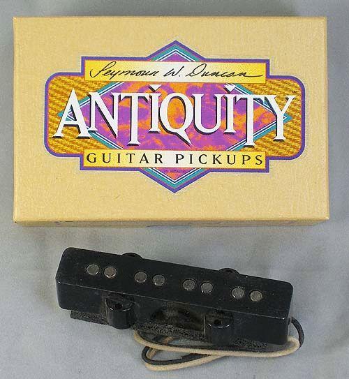 Seymour Duncan ANTIQUITY for Jazz Bass (bridge) 【お取り寄せ商品】【安心の正規輸入品】