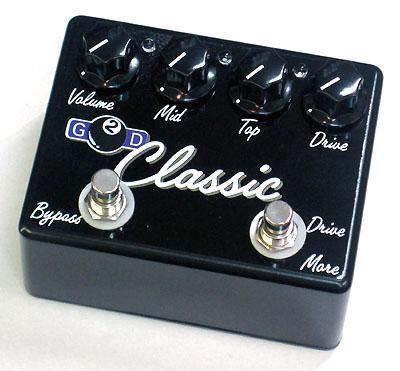 G2D Classic-Overdrive 【旧価格在庫分】