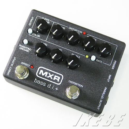 新作からSALEアイテム等お得な商品 満載 エフェクター ベース ダイレクトボックス プリアンプ あす楽 新品 d.i.+ 休み bass 即納可能 M80 MXR