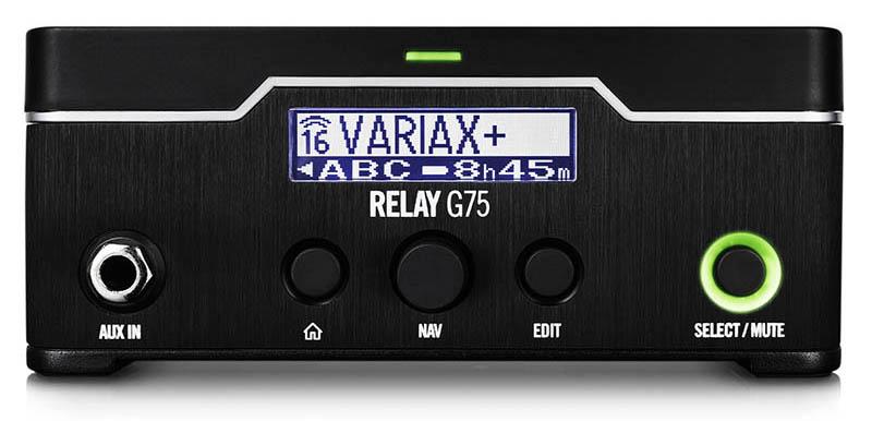 LINE6 Relay G75 [Wireless System] 【rpt5】 【Line6 ワイヤレスフリーダム・キャンペーン】