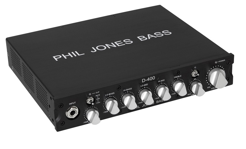 PJB(Phil Jones Bass) D-400
