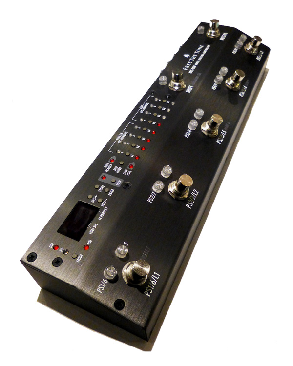 Free The Tone ARC-53M AUDIO ROUTING CONTROLLER -BLACK COLOR MODEL-【最新Version 2.0】 【rpt5】