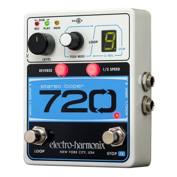 Electro Harmonix 720 Stereo Looper 【ルーパー】