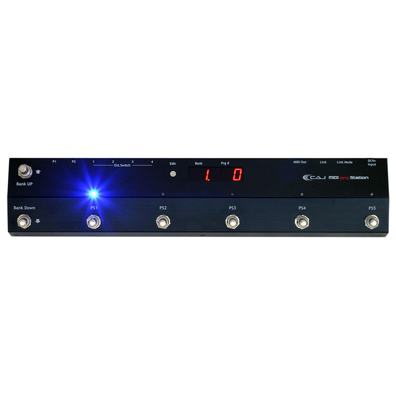 CAJ MIDI PRG Station 【MIDIコントローラー】