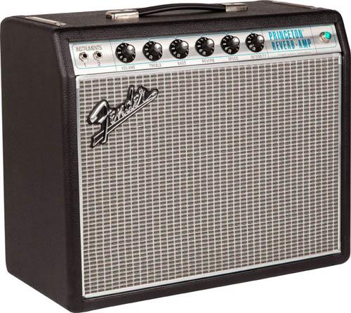 Fender USA '68 Custom Princeton Reverb [2272007000] 【お取り寄せ商品】 【rpt5】