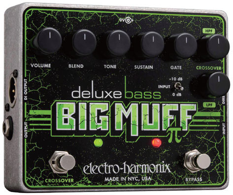 Electro Harmonix Deluxe Bass Big Muff 【ベースディストーション】