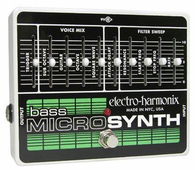 Electro Harmonix Bass Micro Synthesizer 【ベースシンセサイザー】 【特価】
