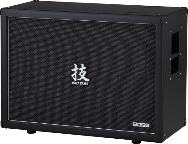 BOSS WAZA Amp Cabinet212 [Guitar Amplifier Cabinet] 【rpt5】