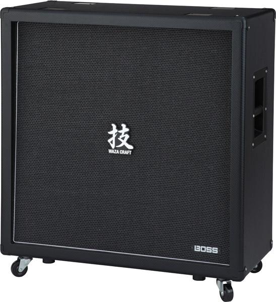 BOSS WAZA Amp Cabinet412 [Guitar Amplifier Cabinet] 【rpt5】