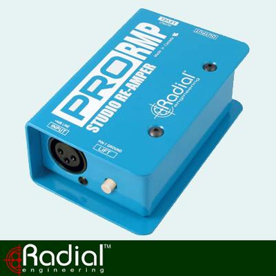Radial PRO RMP 【リアンプボックス】
