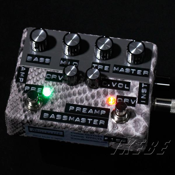 shin's music Bass Master Preamp 【BMP-1】